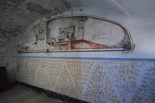 fresque contemporaine fortification