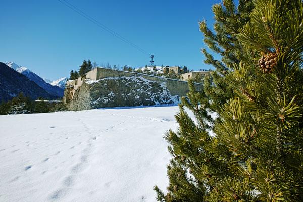 randonnée fortification briançon