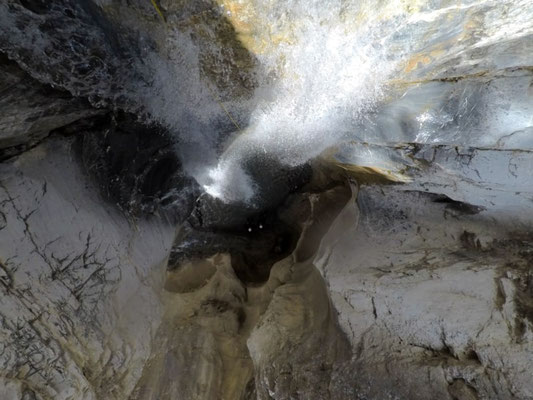 serre chevalier canyoning