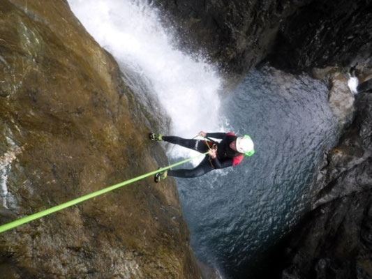 canyoning best serre chevalier