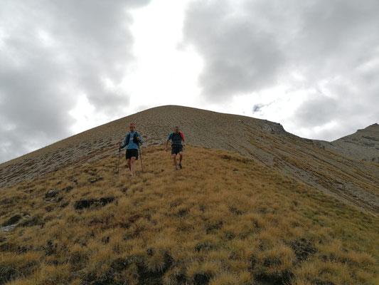 serre che trail sortie nature montagne
