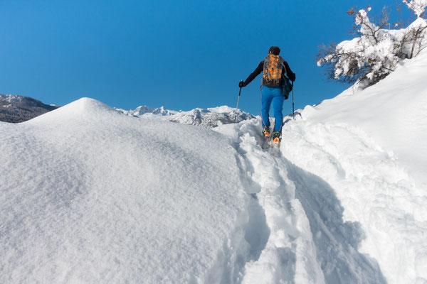 serre chevalier ski de randonnée