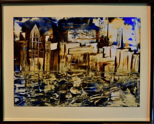 Stadt am Wasser