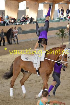 Club 43 (AUT); Pferd: Dali 2; Longe: Manuela Barosch
