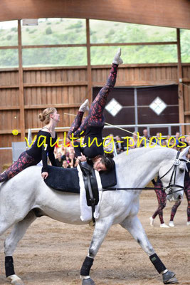 Waltersleben II; LV: Thüringen; Pferd: Lenzen; Longe: Christine Dünisch