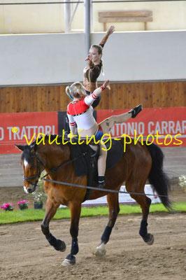 TJ Tlumacov (CZE); Pferd: Condor; Longe: Libuse Hablovicova