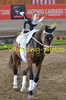 RVC Gilching 1 (GER); Pferd: Amontillado; Longe: Bettina Groß