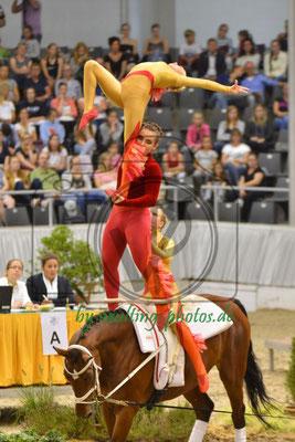 VV Ingelsberg II; LV: Bayern; Pferd: Elegante 42; Longe: Alexander Hartl