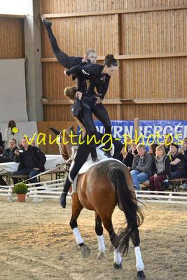 Schäferhof I; Pferd: For Fly; Longe: Katharina Knapp