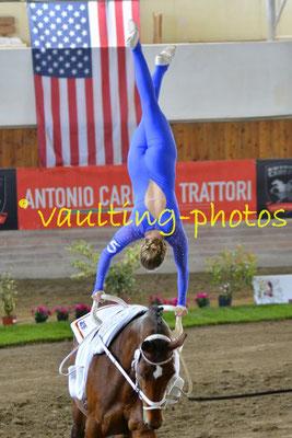 VV Ingelsberg I (GER); Pferd: Elegante 42; Longe: Alexander Hartl