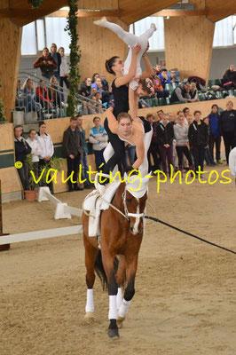 RC Wildegg (AUT); Pferd: Alessio L`Amabile; Longe: Maria Lehrmann