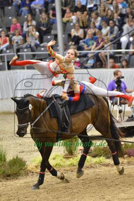 VFZ-Mainz-Ebersheim I; LV: Rheinland-Pfalz; Pferd: Celebration; Longe: Alexandra Dietrich
