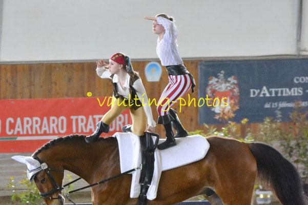 Schenkenberg I (GER); Pferd: Neo; Longe; Peter Wagner