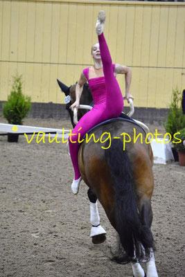 JT Krumke I (GER); Pferd: San Zero; Longe: Marion Schulze