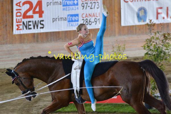 VG Pill (AUT); Pferd: Don Zeno; Longe: Nicole Voithofer