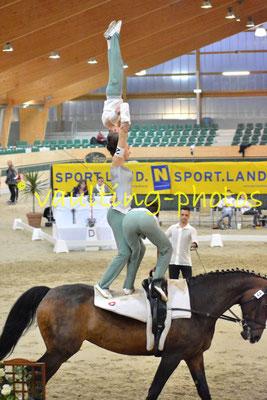NZ TOPOLCIANKY (SVK); Pferd: Fantagira; Longe: Boris Kodak