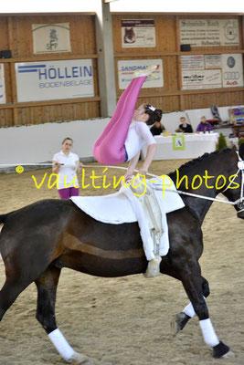 Schäferhof Juniorteam; Pferd: Court Boy F; Longe: Lisa Schwarz