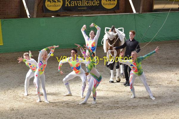 VV Köln-Dünnwald I (GER); Pferd: Danny Boy; Longe: Patric Looser
