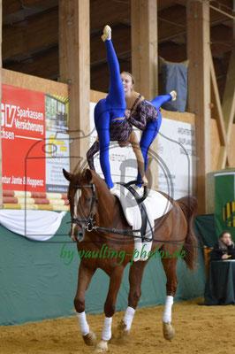 RC Leipzig Knauthain; Pferd: Don Alfredo; Longe: Anna Wiesner