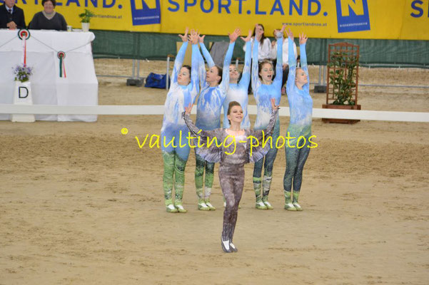 Seefeld (AUT); Pferd: Black Beat; Longe: Martina Seyrling