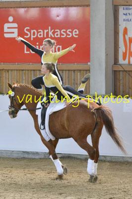 SSZ Liebertwolkwitz II; Pferd: Nina 165; Longe: Franziska Kugeler-Meyer
