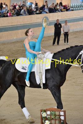 Club 43 (AUT); Pferd: Darwin 5; Longe: Karen Asmera