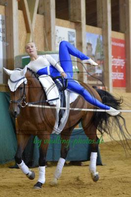 RFV Herodot Leipzig III; Pferd: Let´s Fez; Longe: Susanne Richter