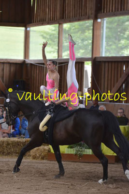 RV Pleichachtal IA; LV: Bayern; Pferd: KCM C: Beaudine; Longe: Martina Pfister