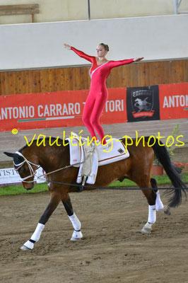 JT Ingelsberg I (GER); Pferd: Holt´s Romeo; Longe: Alexander Hartl