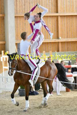 PSV Stahnsdorf; Pferd: Bonquer; Longe: Marion Nowotnick