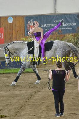 VRZ Lauterach (AUT); Pferd: Parabella; Longe: Jasmin Fischer