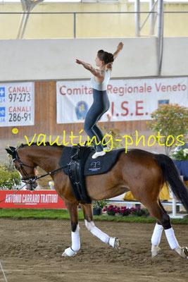 UVT Salzburg Wals_Schullergur (AUT); Pferd: Little Louis 7; Longe: Marcela Hoffmann