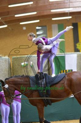 RFV Moritzburg II; Pferd: Lissi; Longe: Christin Bäßler