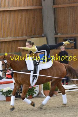 SSZ Liebertwolkwitz; Pferd: Nina 165; Longe: Franziska Kugeler-Meyer