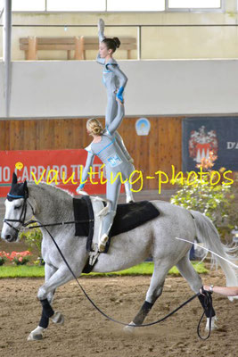 Harlekin Junioren (SIU); Lintas Ass; Longe: Simone Jaiser