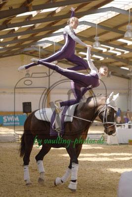 Schenkenhorst I; Pferd: Pegasus; Longe: Carolin Hillmann
