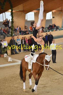 RC Wildegg (AUT); Pferd: Alessio L`Amabile; Longe: Maria LehrmannRC Wildegg (AUT); Pferd: Alessio L`Amabile; Longe: Maria Lehrmann