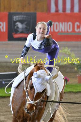VRC Weicht (GER); Pferd: Rolando TS; Longe: Alexander ZebrakVRC Weicht (GER); Pferd: Rolando TS; Longe: Alexander Zebrak