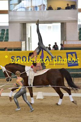 VG Pill TU Schwaz (AUT); Pferd: Don Zeno; Longe: Nicole Voithofer
