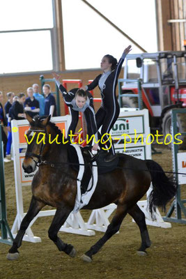 RV Lößnitz I; Pferd: Borneo; Longe: Jenny Seiche