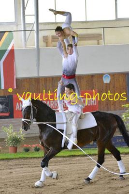 CIM Senior (ITA); Pferd: Hot Date Tek; Longe: Laura Carnabuci