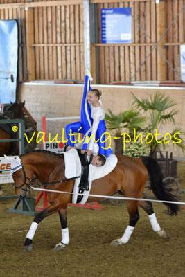 RFV Herodot III; Pferd: Let`s Fez; Longe: Susanne Richter