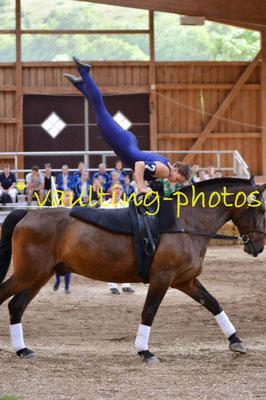 Lindenhof II; LV: Hessen; Pferd: Ryllie; Longe: Vera Schober