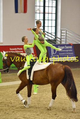 Juniorteam II Schenkenberg; LV: Sachsen; Pferd: Giovanni; Longe: Katja Wagner