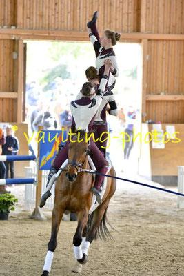 SSZ Liebertwolkwitz I; Pferd: Lex Last Lotus; Longe: Franziska Kugeler-Meyer