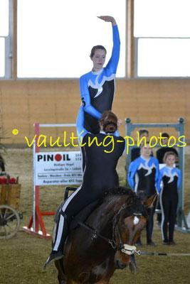 RFV Kulmbach I; Pferd: Mr.Ed; Longe: Ute Gack