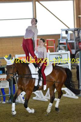 RVV Schenkenberg III; Pferd: Chakira; Longe: Melanie Peglow