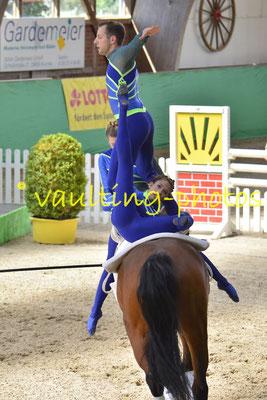 VV Ingelsberg I (GER); Pferd: Lazio; Longe: Alexander Hartl