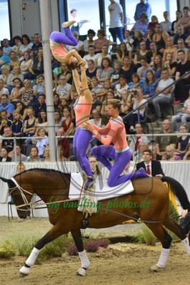 VV Ingelsberg I; LV: Bayern; Pferd: Holt's Romeo; Longe: Alexander Hartl