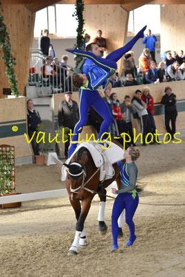 Ingelsberg I (GER); Pferd: Lazio 9; Longe: Alexander Hartl